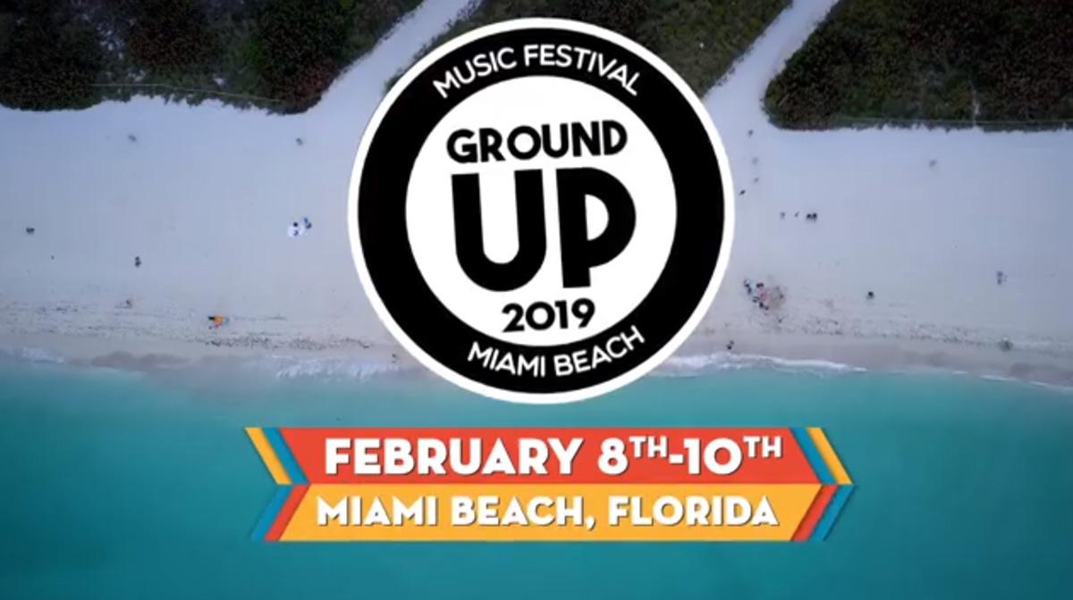 2019 groundup music festival miami