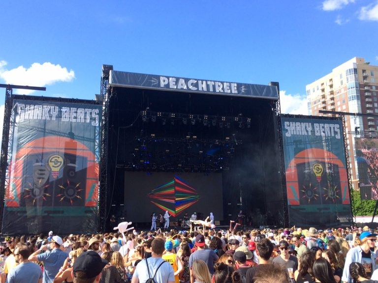 Shaking Everything in Atlanta - Festival Survival Guide