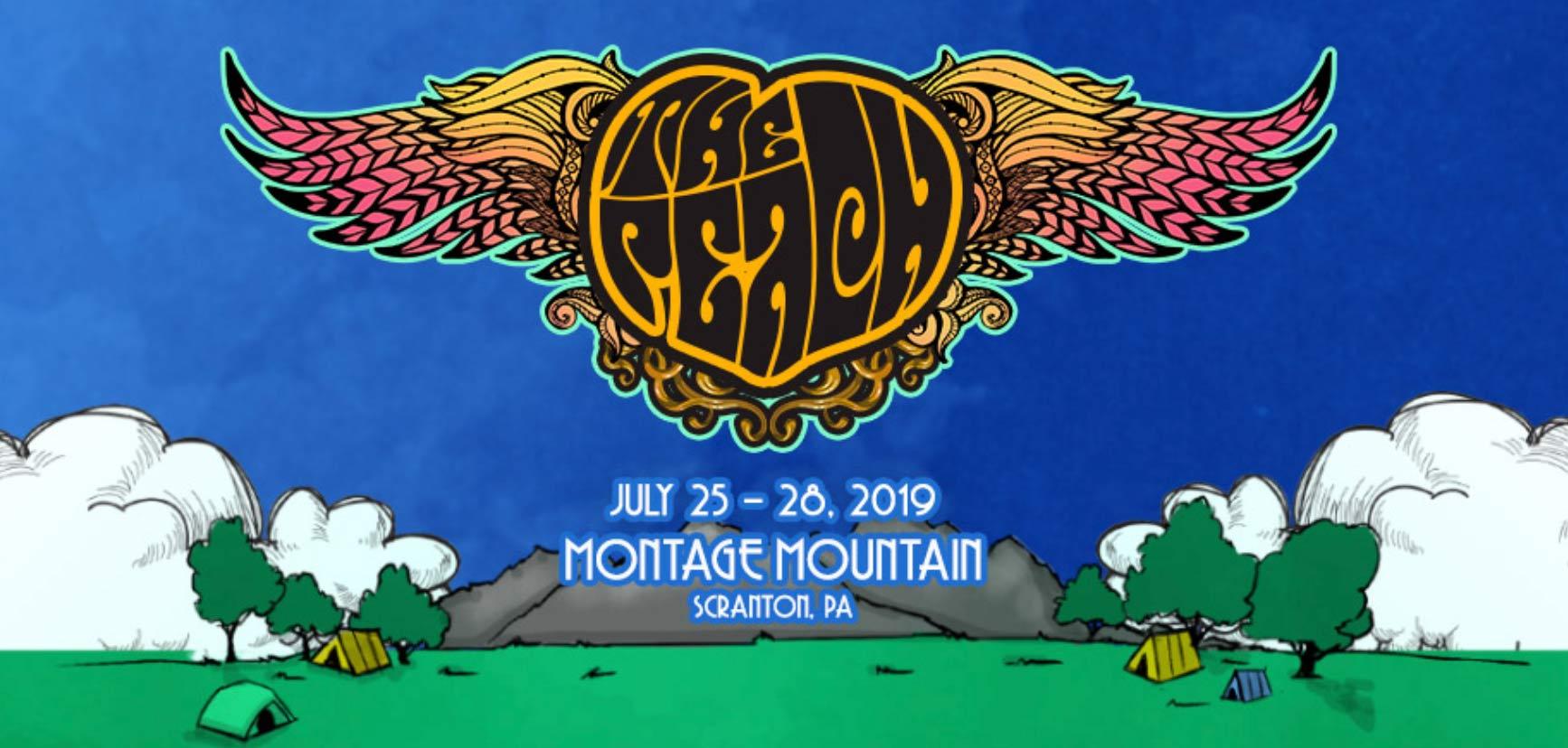 the peach music fest 2019 lineup