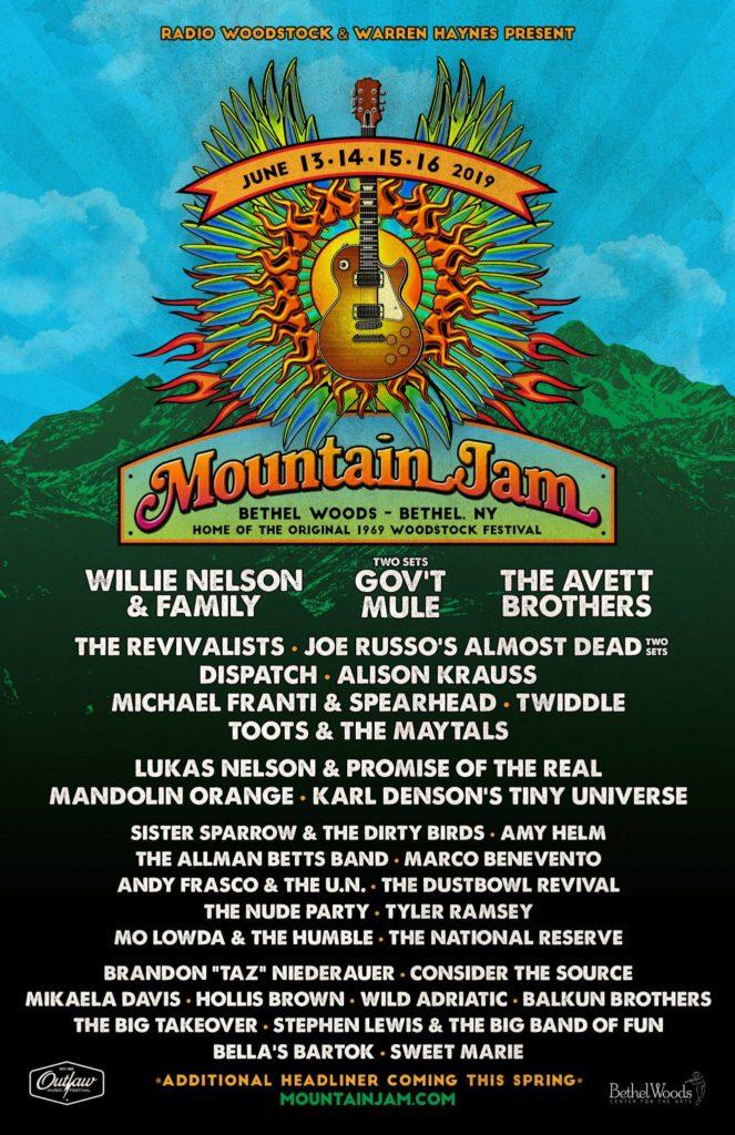 mountain jam
